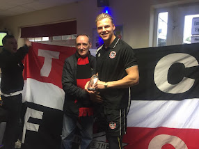 TISA Player of the Season 2017-18 -  Cody Cooke