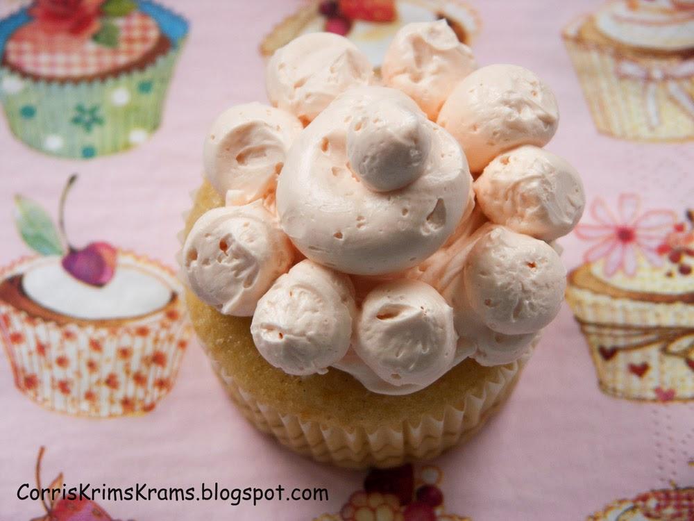 Törtchen, Cupcakes, Buttercreme