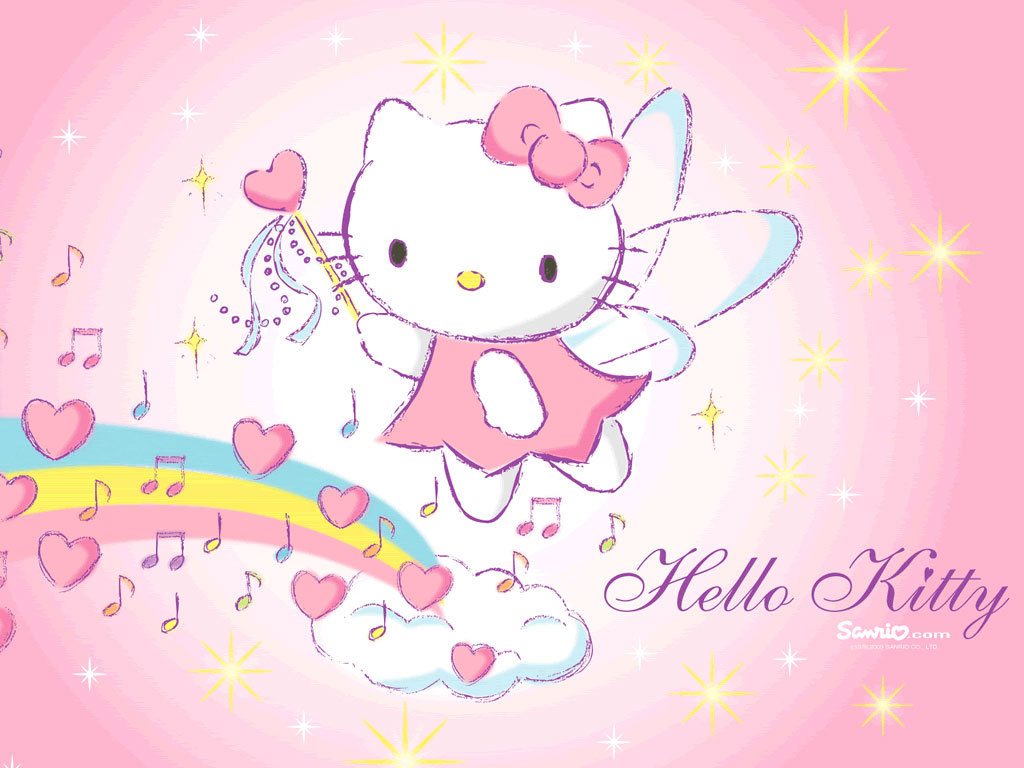 Fondo de Hello Kitty