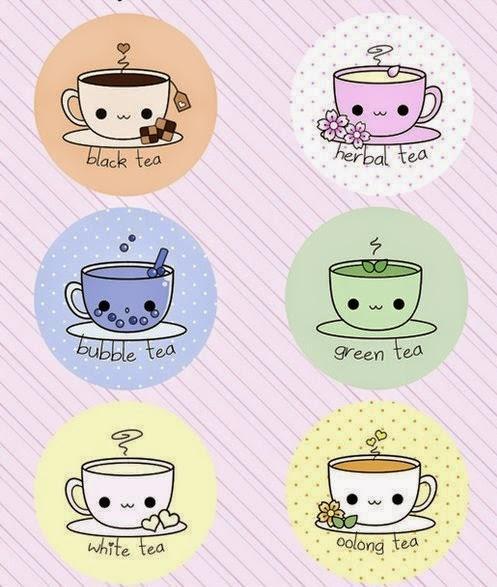 snooping around random facts about tea