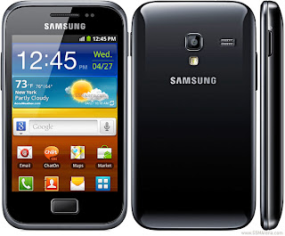 firmware/data software, fitur and specification Samsung Smartphone Galaxy Ace Plus