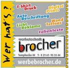 Werbetechnik Brocher
