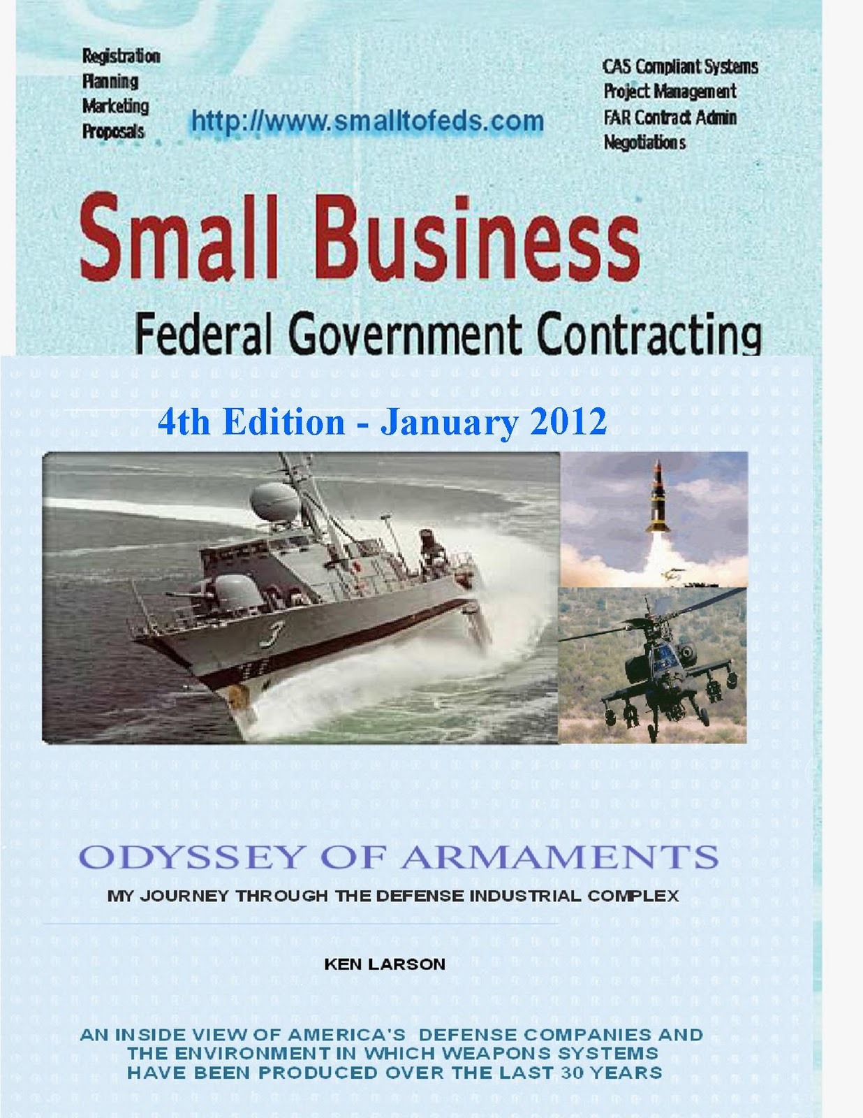 A Small Business Guide to Government Contracting