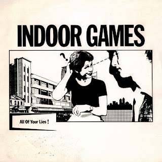 Indoor Games - All of Your Lies