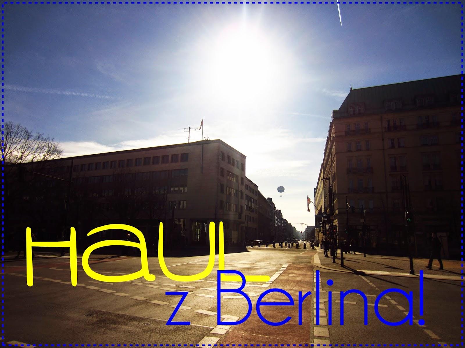 HAUL: BERLIN