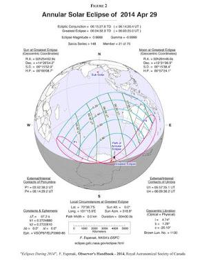 First Solar Eclipse of 2014 Will Darken Sun Tuesday