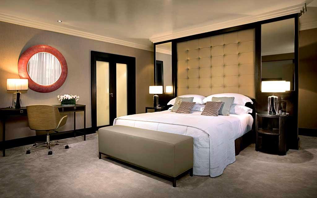 Bedroom Decoration Minimalist Grey Wana