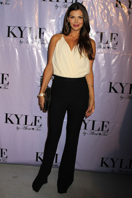 Ali Landry attends Kyle By Alene Too Grand Opening Party