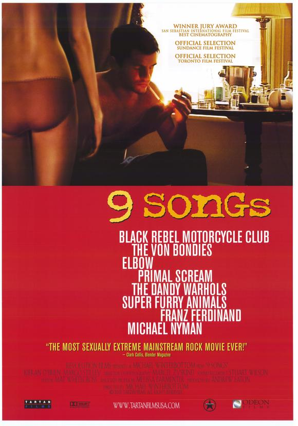 9 Songs full movie