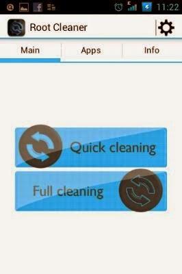 Root Cleaner Terbaru