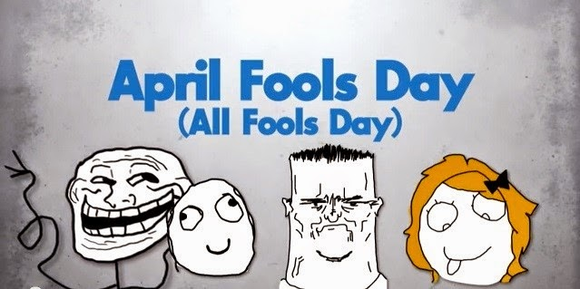 Asal Usul April Mop / April Fools Day