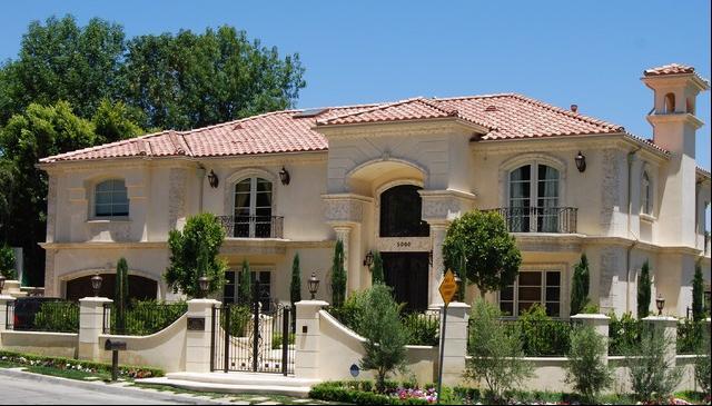 Fachadas Casas Modernas: fachadas de casas californianas