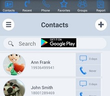 Communication App of the Week - Contact Memory