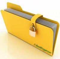 Folder Lock Logo|BestBloggerYan