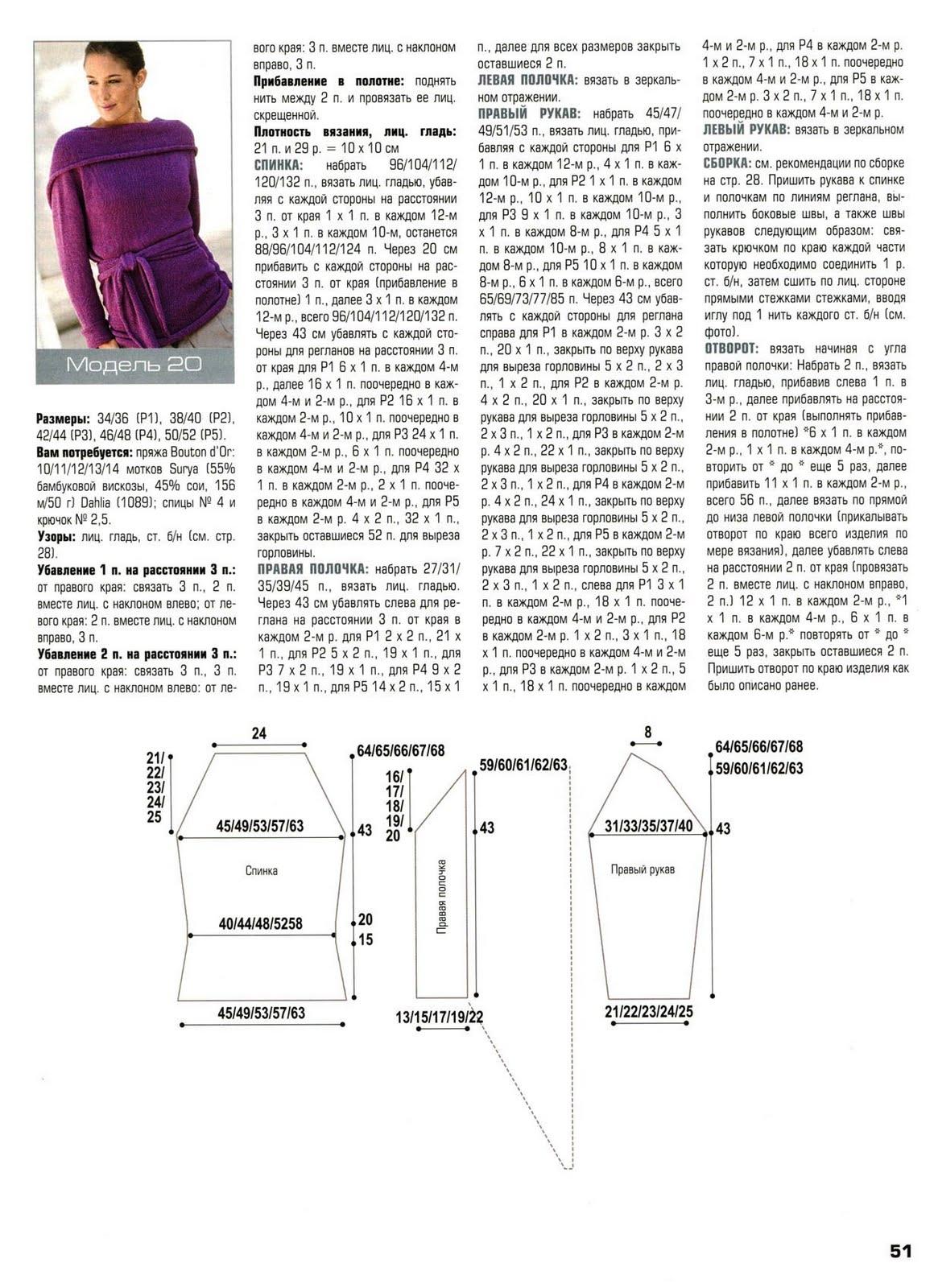 Вязание на спицах кардиганы-трансформеры