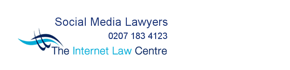 Social Media Solicitor. Expert social media lawyer
