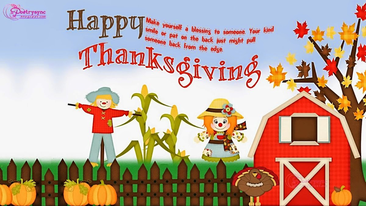 Happy Thanksgiving Background Image For Windows 8 And 7 Happy