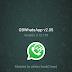 Atualizado......GBWhatsApp usando dois whatsApp em um unico smartphone.