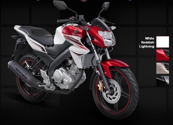 Spek Yamaha New Vixion