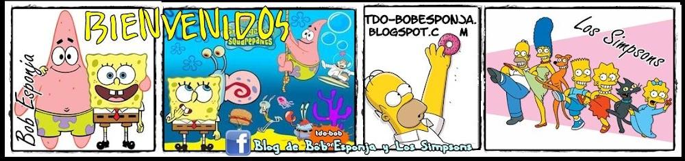Todo Bob Esponja y Simpsons ♥