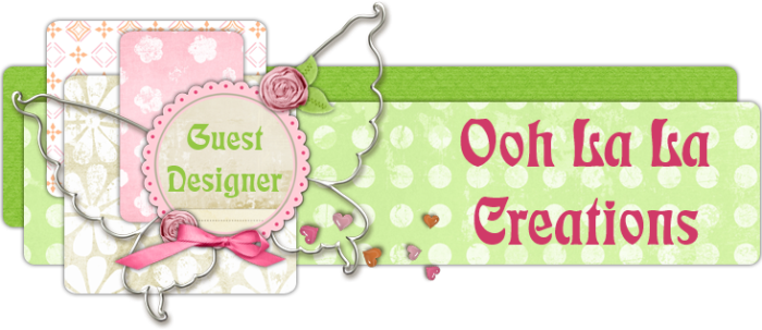 GDT Member for Ooh La La Creations - March 2015