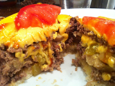 ... stuffed burger so far, a few other awesome stuffed burgers we have