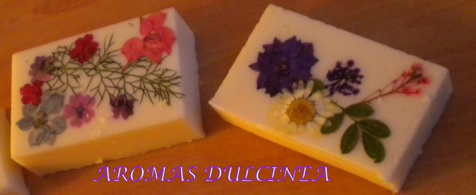 JABONES AROMAS DULCINEA