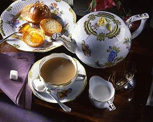 чай заваренный молоком для похудения отзывы