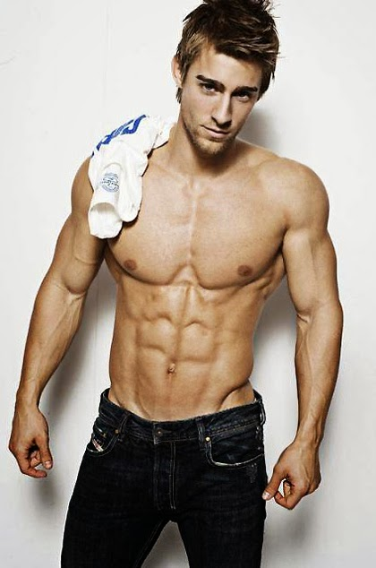 Luke Guldan- Male Fitness Model | Bodybuilding and Fitness Zone: muscleshunk.blogspot.com/2013/11/luke-guldan-male-fitness-model.html