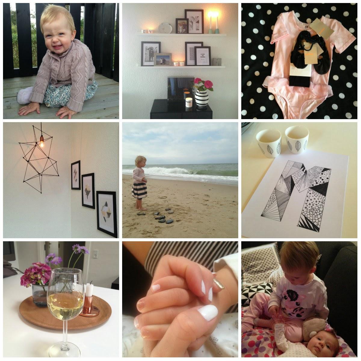 Udvalg af billeder fra Instagram @liljohansen83