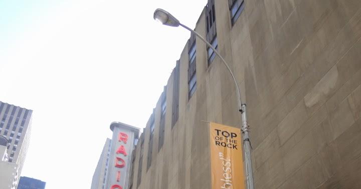 ... York City: Part 4 - Dancing Ladies, Big Pianos, and Justin Timberlake Justin Timberlake