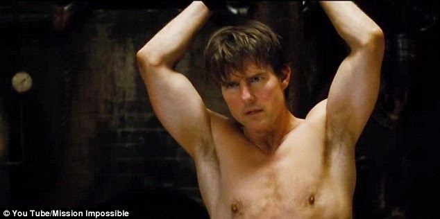 Tom Cruise in Mission Impossible 5 Rogue nation Images MI5