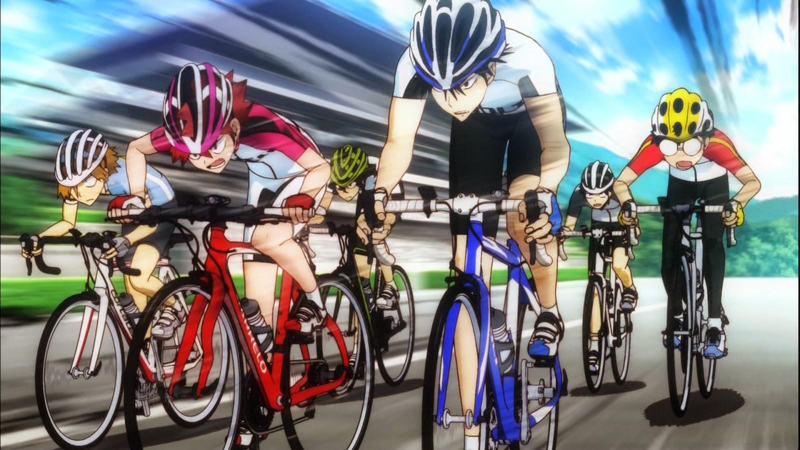japonês em porto alegre yowamushi pedal anime que lhe dá vontade
