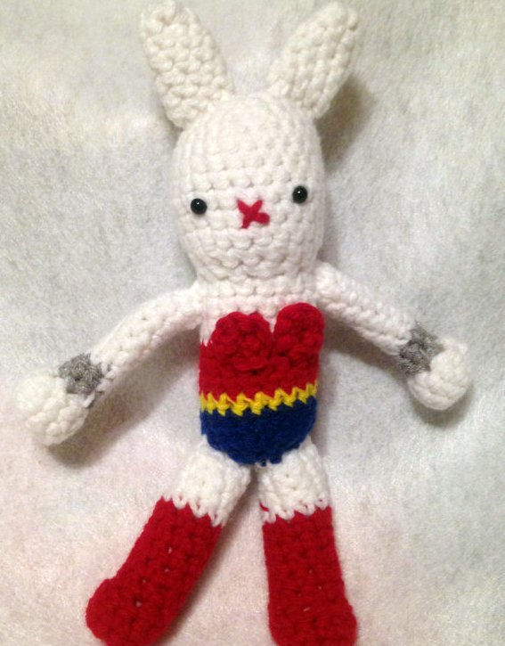 Knitting Rhyme In Through The Bunny Hole : Rabbit ramblings the bunny justice league