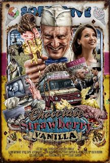 Watch Chocolate Strawberry Vanilla (2013) movie free online