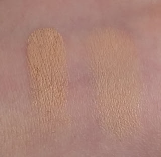MAC Studio Finish Concealer in NC20 swatch