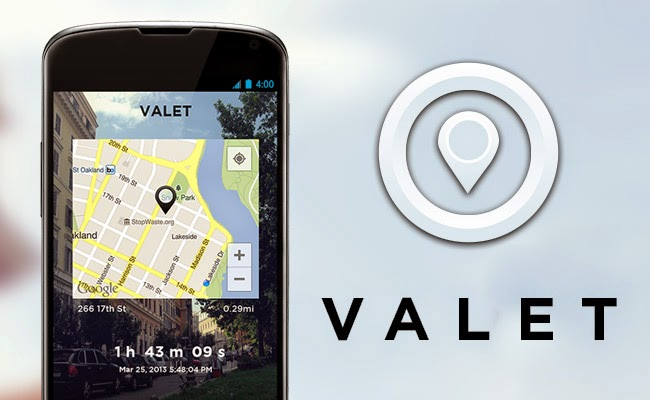 Valet Car Locator