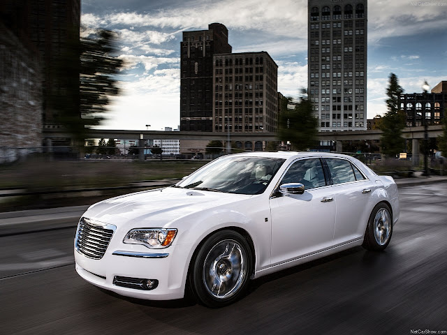 Chrysler 300 Motown Edition Images Gallery
