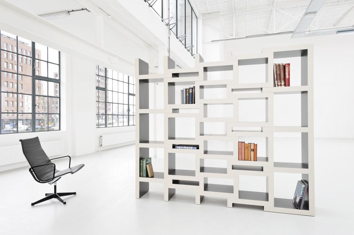 bookshelf february  - rek