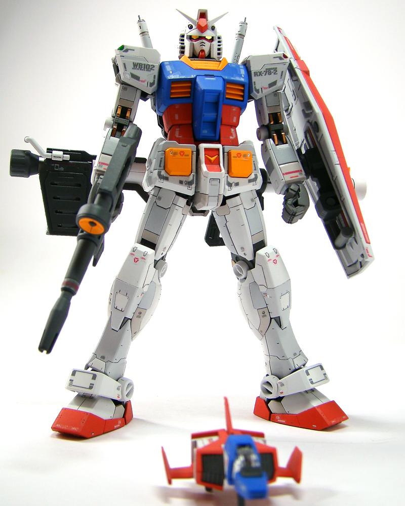 Rg Rx   Gundam Build