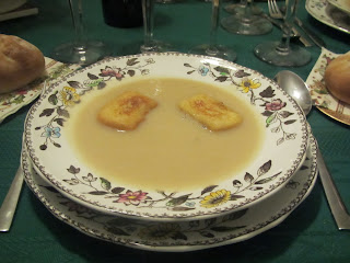 Sopa de emparedados
