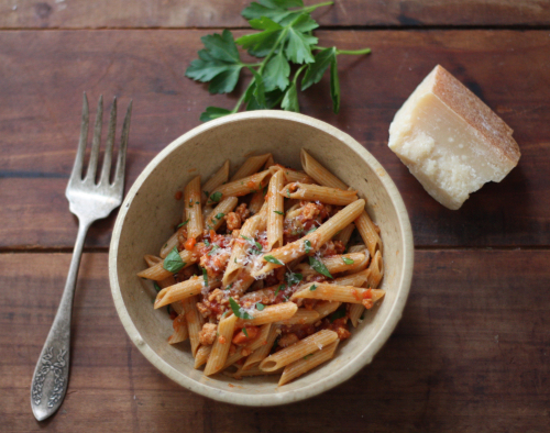 e.a.t.: easy valentine's day pasta dinner recipe, Ideas