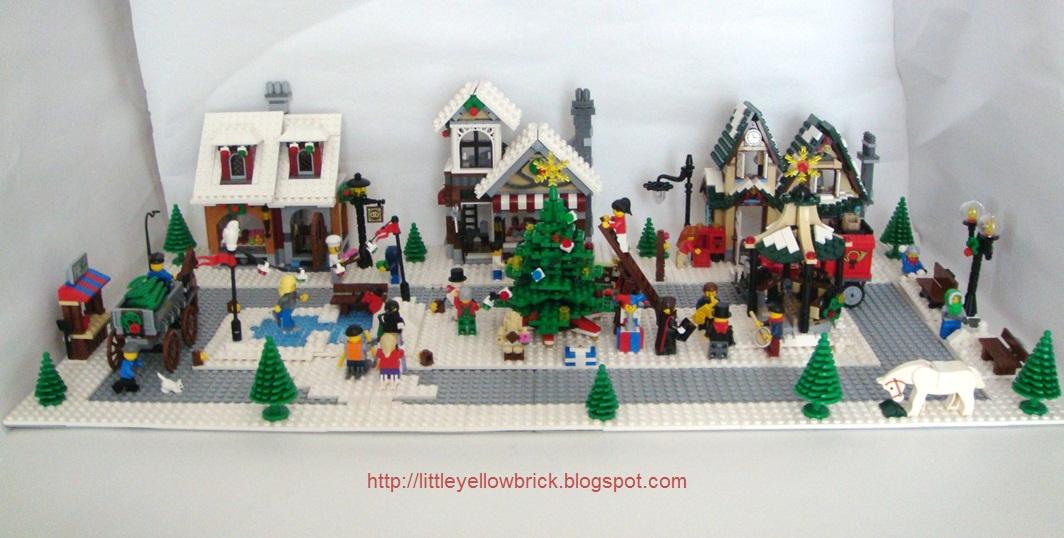 Little Yellow Brick A Lego Blog December 2011