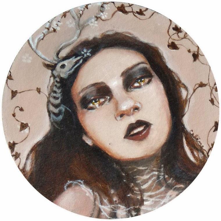 'Who am I?' No. 1 by Celene Petrulak