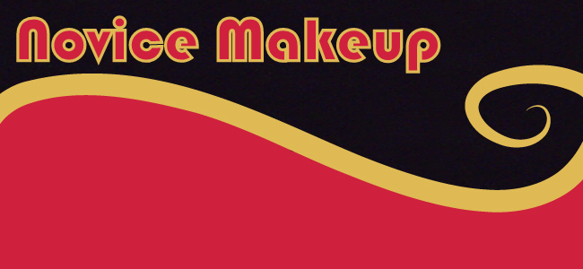 Novice Makeup