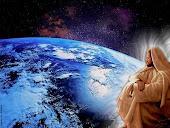 Jesus observando o mundo!