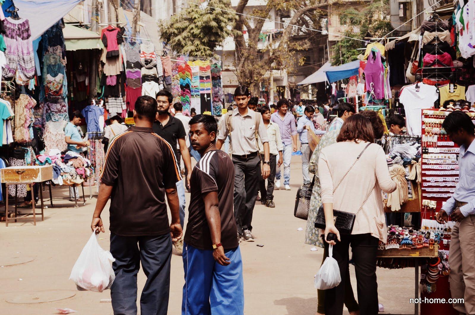 flea market in delhi