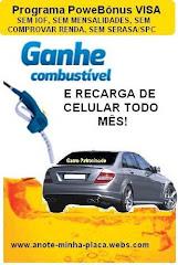 Combustível ou Dinheiro para Rodar?