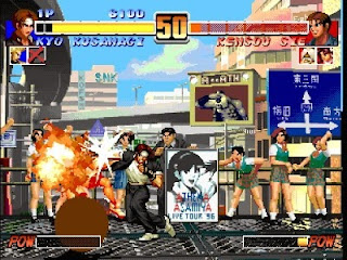 The King of Fighters Collection The Orochi Saga Ps2 Mega Iso Ntsc Juegos Para PlayStation 2