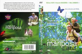 Carátula de El milagro de la mariposa Azul